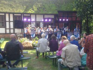 SSM in Diesdorf auf der Bühne