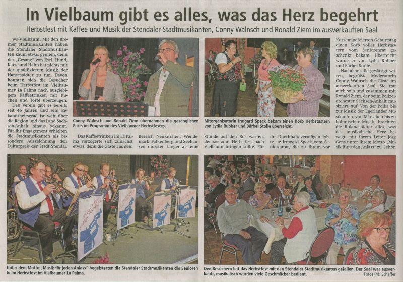 Gute Presse, Presseartikel VSt 08.10.201